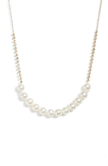 Women's Polly Finch Beaded Pearl Necklace