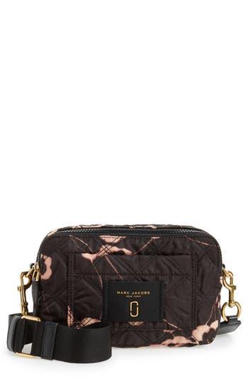 Marc Jacobs Violet Vines Knot Crossbody Bag - Black