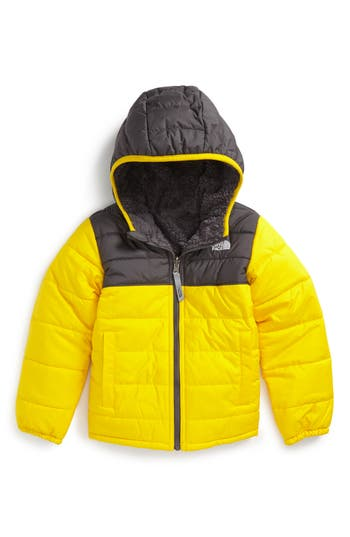 Toddler Boy's The North Face Chimborazo Reversible Jacket