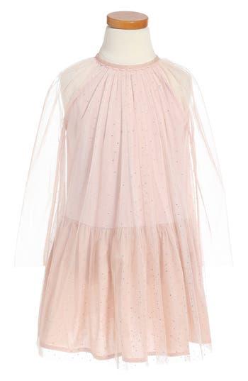 Girl's Stella Mccartney Kids Misty Sparkle Tulle Dress