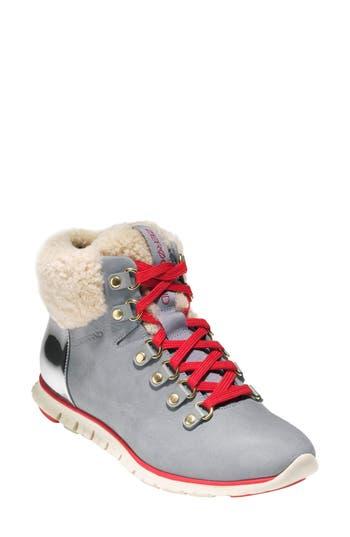Cole Haan Zer?grand Hiker Boot, Grey