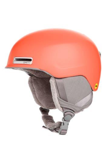 Allure Snow Helmet With Mips - Blue/Green in Matte Sunburst