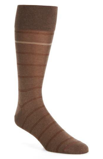 Men's John W. Nordstrom Stripe Socks