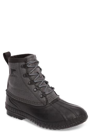 Sorel Cheyanne Ii Short Waterproof Boot- Black