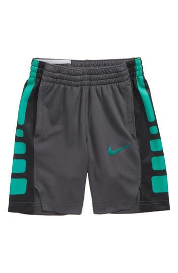 Boy's Nike Dry Elite Basketball Shorts