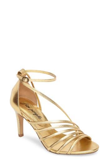 60s Shoes, Boots | 70s Shoes, Platforms, Boots Womens Free People Disco Fever Sandal $63.98 AT vintagedancer.com