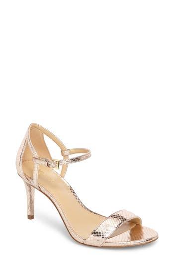 Women's Michael Michael Kors 'Simone' Sandal
