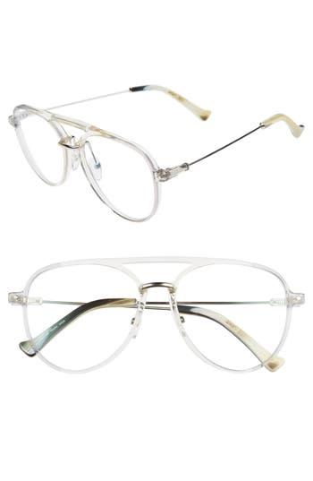 Grey Ant Praph 57Mm Optical Glasses - Clear/ Optical