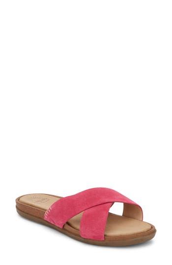 G.h. Bass & Co. Stella Slide Sandal, Pink