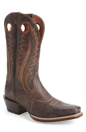 Ariat High Desert Cowboy Boot- Brown