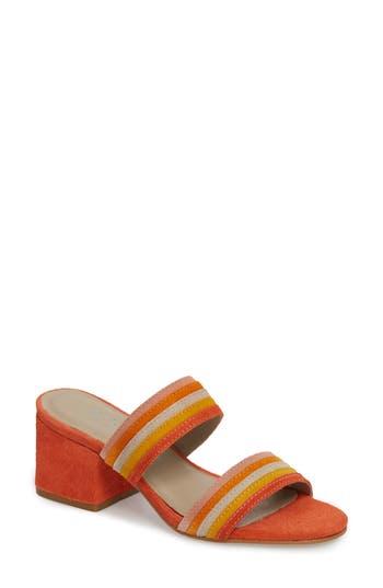 Matisse Bonita Slide Sandal, Orange