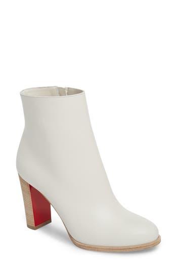Christian Louboutin Adox Boot, White