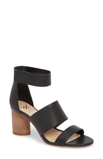 Women's Vince Camuto Junette Sandal, Size 10 M - Black