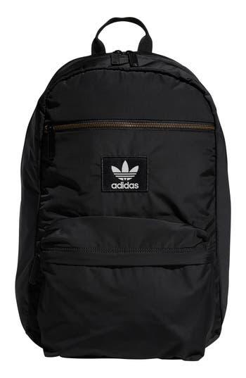 Adidas Originals National Plus Backpack - Black