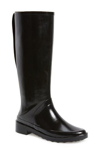 Stuart Weitzman Griffin Boot, Black