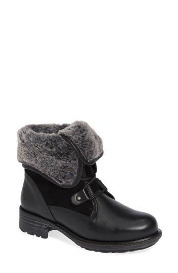 Bos. & Co. Springfield Waterproof Winter Boot - Black