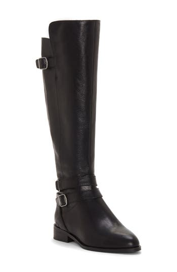 Lucky Brand Paxtreen Over The Knee Boot, Black