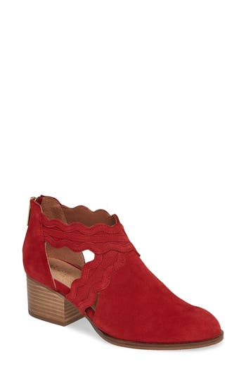 Seychelles All Together Bootie, Red