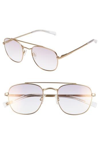 Le Specs 5m Aviator Sunglasses - Vegas Gold