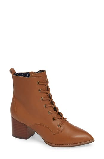 Seychelles Trench Bootie, Brown