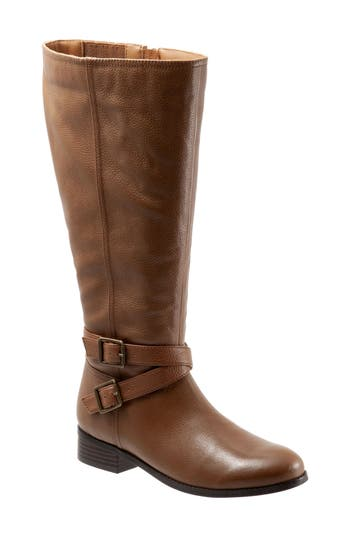 Trotters Liberty Tall Boot, Brown