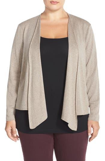 Plus Size Women's Nic+Zoe4-Way Convertible Cardigan