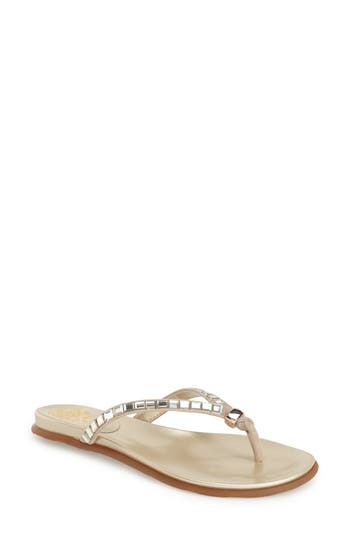 Women's Vince Camuto 'Ellita' Flat Sandal