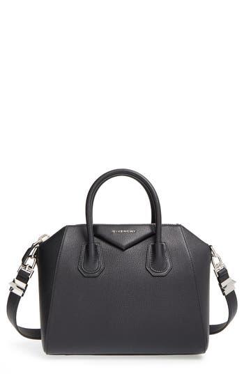 Givenchy 'Small Antigona' Sugar Leather Satchel -