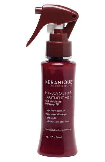 Keranique Marula Oil Hair Treatment Mist, Size
