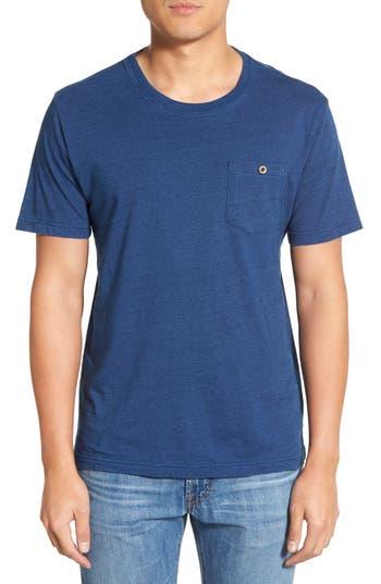 Men's Tailor Vintage Pocket Crewneck T-Shirt