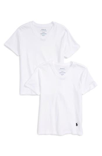 Boy's Ralph Lauren V-Neck T-Shirts