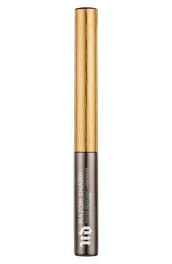 Urban Decay 'Razor Sharp' Water-Resistant Longwear Liquid Eyeliner - Goldrush