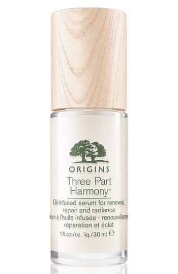 Origins Three Part Harmony(TM) Oil-Infused Serum For Renewal, Repair & Radiance