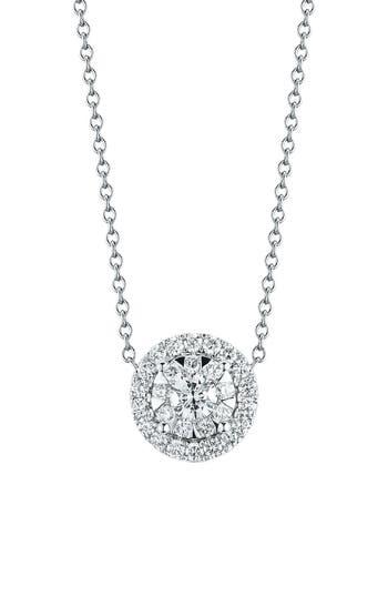 Women's Kwiat 'Sunburst' Pendant Necklace
