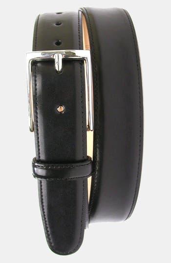 Men's Big & Tall Martin Dingman 'Smith' Leather Belt