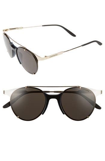 Carrera Eyewear Ca128/s 52Mm Sunglasses - Gold