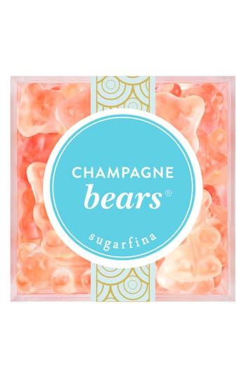 Sugarfina Champagne Bears Large Candy Cube