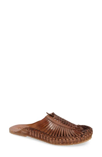 Matisse Morocco Woven Mule, Brown
