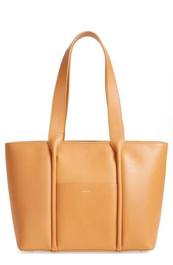 Skagen Lisabet Leather Tote -