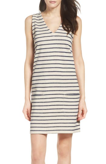 Women's French Connection Normandy Stripe Dress