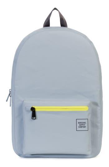 Herschel Supply Co. Settlement Studio Backpack - Grey In Quarry  Neon Yellow ac414e752b