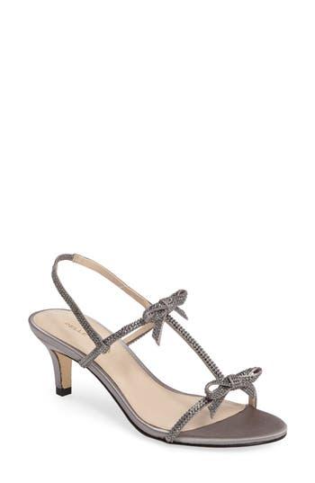 Pelle Moda Berta Sandal- Grey