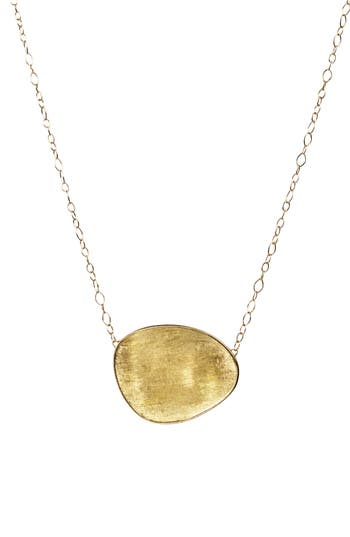 Women's Marco Bicego Lunaria Pendant Necklace