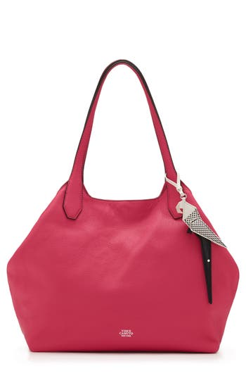 Vince Camuto Polli Leather Tote -