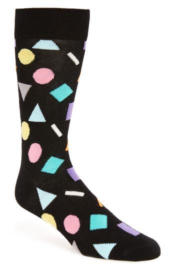 Men's Happy Socks Play Cotton Blend Socks