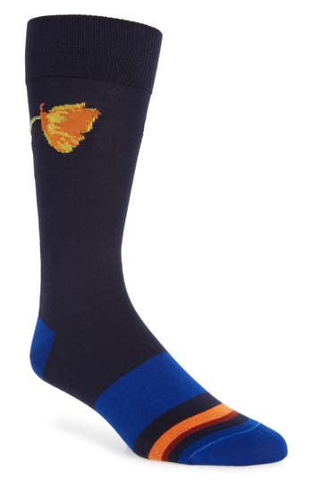 Men's Paul Smith Mainline Floral Socks