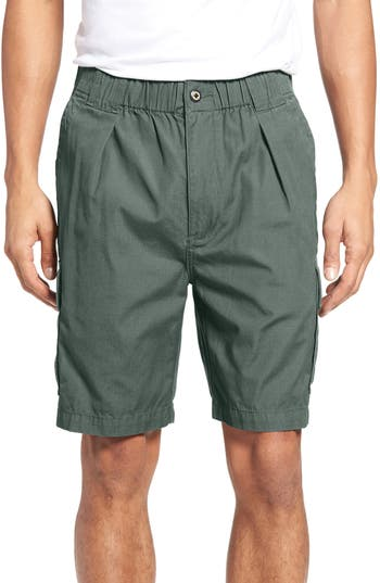 Big & Tall Tommy Bahama Survivor Cargo Shorts, Green