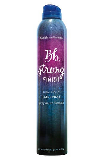 Bumble And Bumble Strong Finish Firm Hold Hairspray, Size