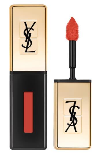 Yves Saint Laurent Glossy Stain Lip Color - 48 Orange Graffiti