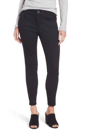 Petite Women's Wit & Wisdom Ab-Solution Stretch Ankle Skinny Jeans